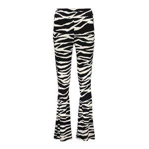 Geisha Geisha pants 11104-20 black/ sand combi