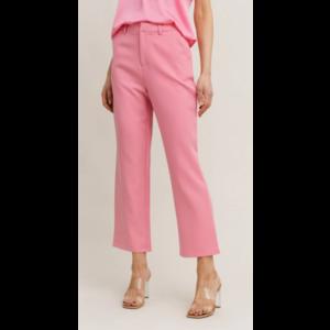 Rut&Circle Rut&Circle Blair Pant 21-01-65 bubbelgum pink