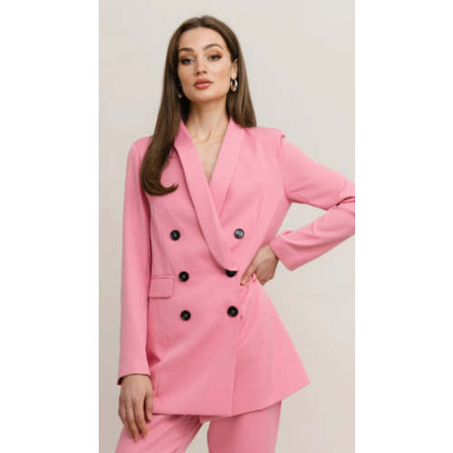 Rut&Circle Rut&Circle Blair Blazer 21-01-64 bubbelgum pink