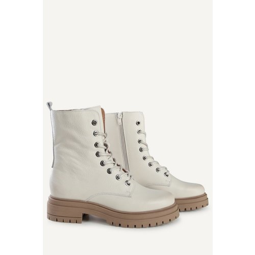 Shoecolate Veterboots off white