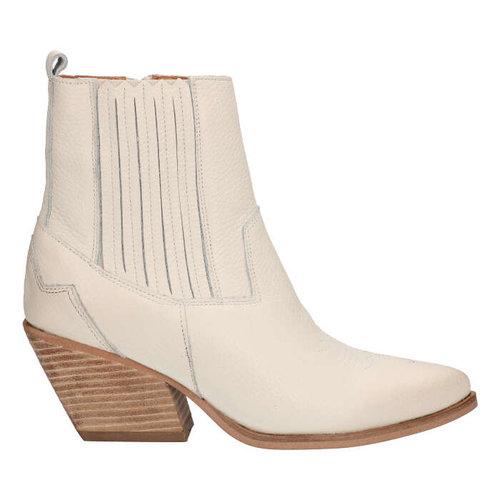 Shoecolate Laarsje cowboy off white