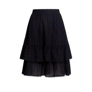 Smashed Lemon Smashed Lemon Skirt 21178 black