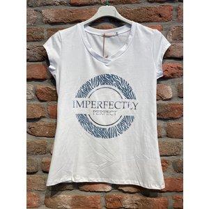 G.Ricceri G. Ricceri T-shirt Imperfectly perfect
