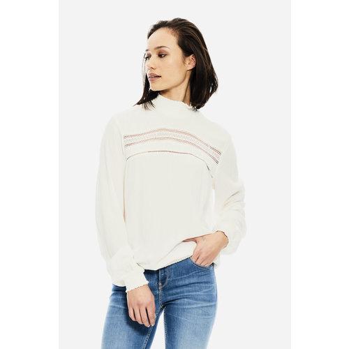 Garcia Garcia shirt B10036 off-white