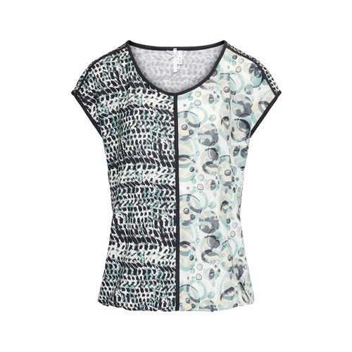 Dreamstar Dreamstar Dagmar top Z21 246 jade mix