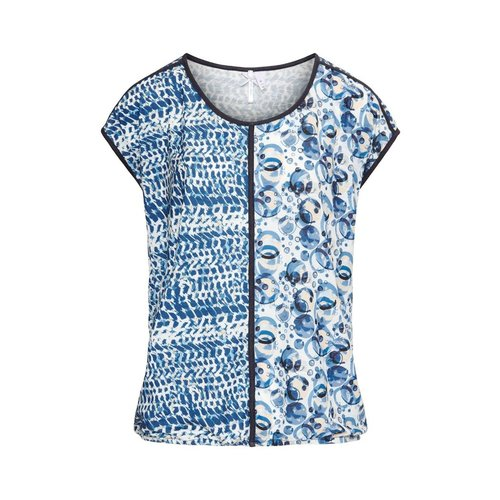 Dreamstar Dreamstar Dagmar top  blue mix Z21 246