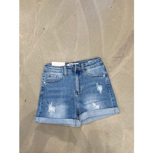 Shorts medium blue