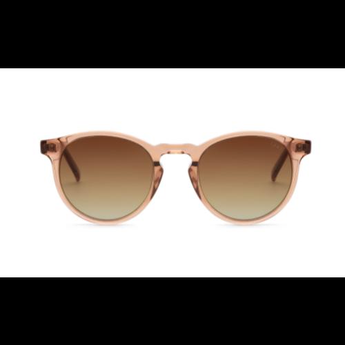 IKKI Ikki zonnebril 76-1 transparant brown/ gradient brown