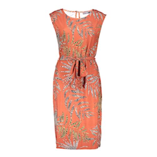 Geisha Geisha Dress 17393-60 coral/sand