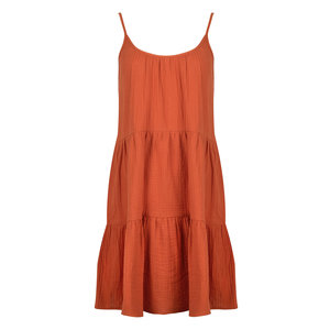 Ydence Ydence Dress Rae terracotta