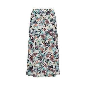 Soaked Soaked Skirt Mully vivid floral print