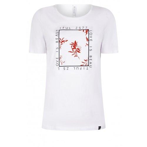 Zoso Zoso T-shirt 213 Beautiful (2 kleuren)