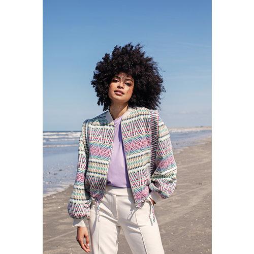 Aaiko Aaiko jacket Azui 589 multicolor