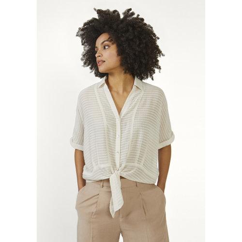 Aaiko Aaiko blouse Tanissa pes 512 cream