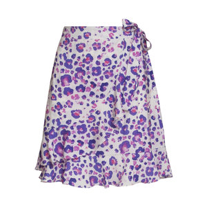 Smashed Lemon Smashes Lemon Skirt 21352 white/purple