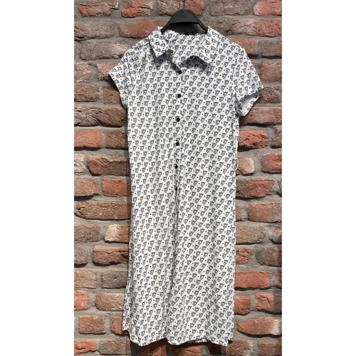 Smashed Lemon Smashed Lemon Dress 21383 black/white