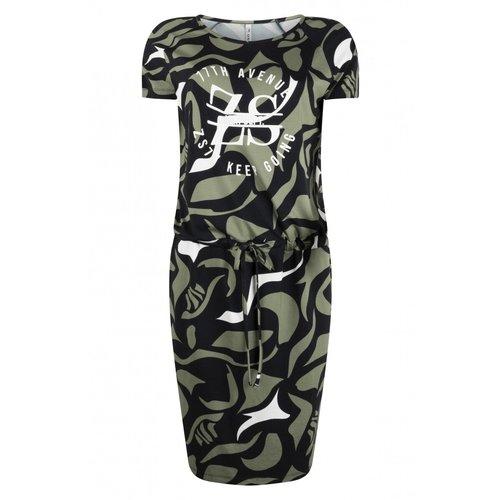 Zoso Zoso Dress allover print 213 Helma multi