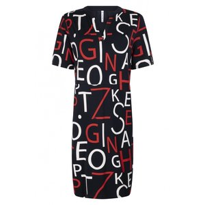 Zoso Zoso 213 Nannette Printed tunic/dress