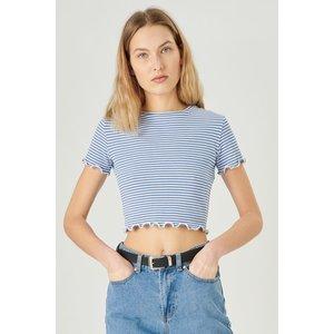24colours 24Colours T-Shirt 11517a Blue