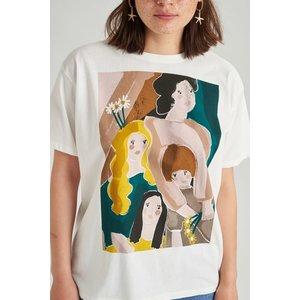 24colours 24Colours T-Shirt 11518 White