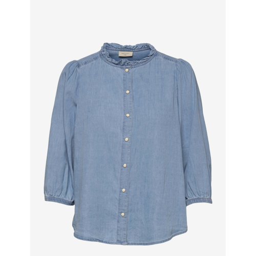 Freequent Freequent 124253 Blouse FQDobby
