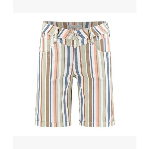 Red Button Red Button SRB2834 Relax Short multicolor stripe