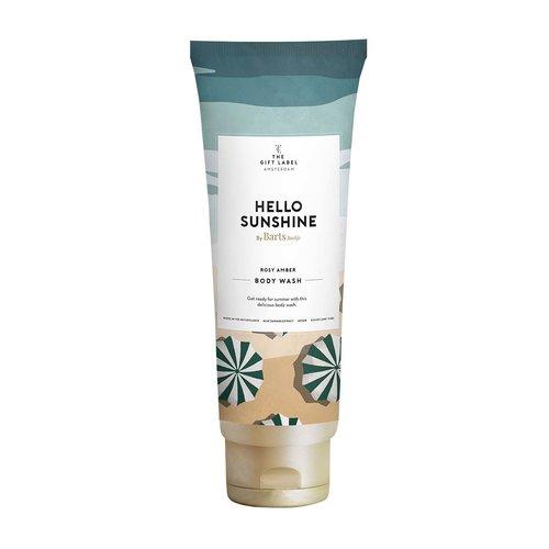 The Gift Label Body Wash 150ml tube - Hello Sunshine - 1016025
