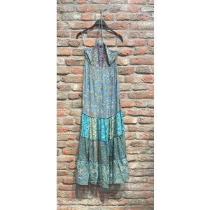 New York Long halter Dress Jada (verschillende kleuren)