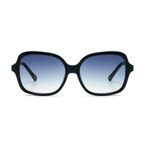 IKKI Ikki zonnebril 91-10 black - gradient blue