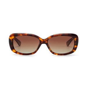 IKKI Ikki zonnebril 21-6 turtle - gradient brown