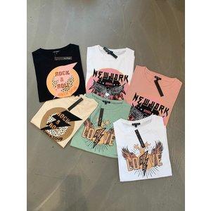 New York T-Shirt Bronx (verschillende kleuren)