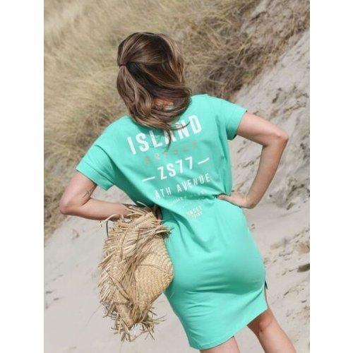 Zoso Zoso 214 Island Sporty Dress with print green