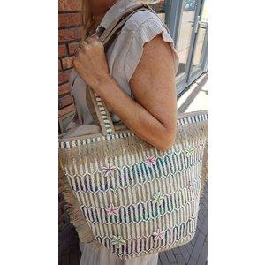 New York Bag Sef met rits
