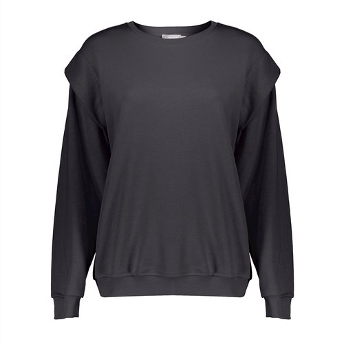 Geisha Geisha Sweater padded shoulders 12589-70
