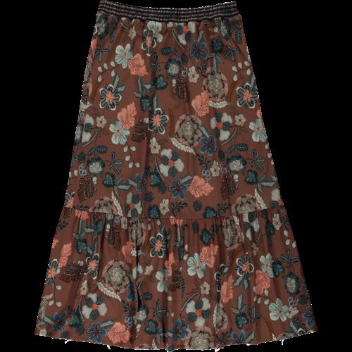 Geisha Skirt 16593-20 old pink combi