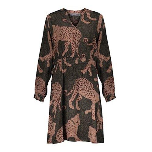 Geisha Geisha Dress 17638-20 army combi