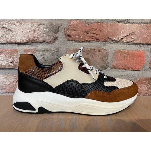 BullBoxer Bullboxer sneaker 295016E5C cognac