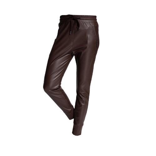 Zhrill Zhrill Pants Fabia N421307-N2085 chocolate