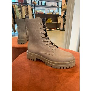 Shoecolate Shoecolate veterboots taupe