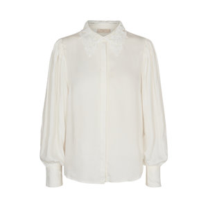 Freequent Freequent blouse FQULVA-SH offwhite