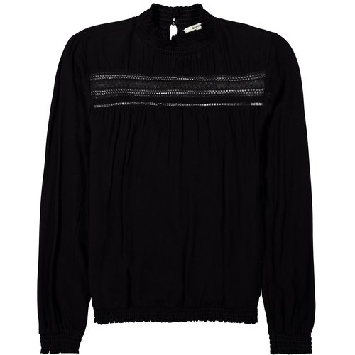 Geisha Garcia Shirt H10234 black
