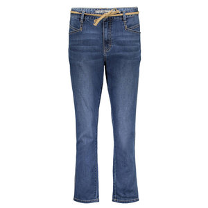 Geisha Geisha Jeans boyfriend 11536-10 blue denim