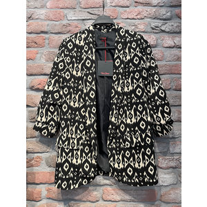 New York blazer Mary black/offwhite