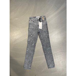 Queen Hearts Queen Hearts skinny Jeans grey