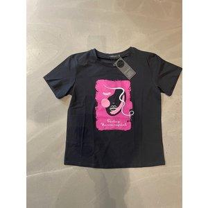 Ydence Ydence T-Shirt Darling black