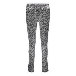 Geisha Geisha Pants print 11506-10 grey/black
