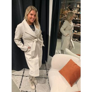 Rut&Circle Rut&Circle Long Coat Bonnie (2 kleuren)