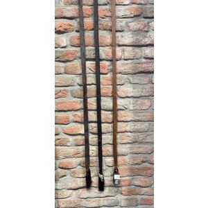 New York braided cord Belt 2 cm (div kl)