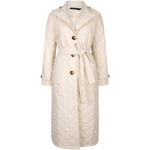 Ydence Ydence Coat Flora winter white