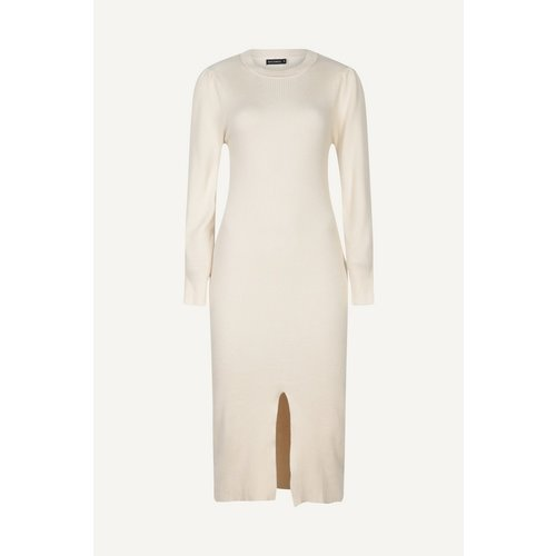 Rut&Circle Rut&Circle Knit Dress Megan light beige